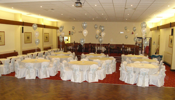 Function Room Preston Lancashire. Large Function Room for hire / book now!
