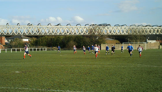 The BAC/EE Preston Senior Football Club