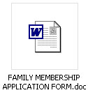 BAC/EE Preston Family Membership Form