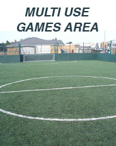 The Multi Use Games Area