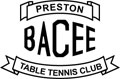 BAC/EE Preston Table Tennis Club